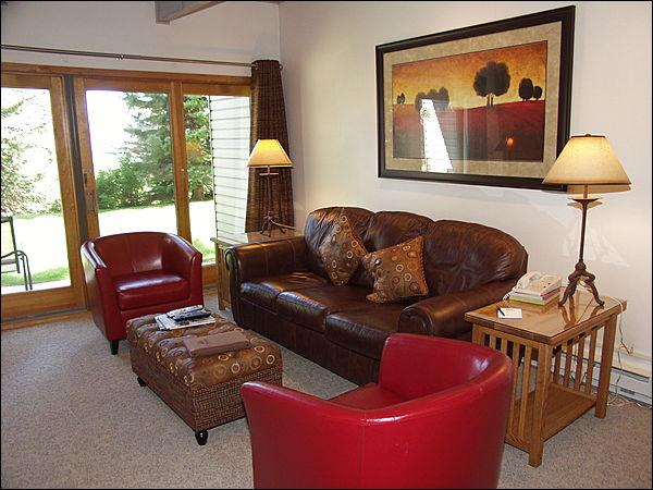 Main Living Area - Newly Remodeled Gem - Close to everything in the village (3378) - Aspen - rentals
