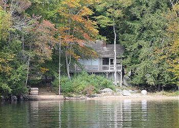 Wait until you see the views from this vacation rental on Lake Winn HUL62W - Image 1 - Moultonborough - rentals