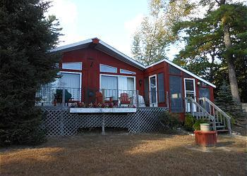 Gorgeous Southerly Views from this Waterfront Vac Rental on Winni (STA114W) - Image 1 - Moultonborough - rentals