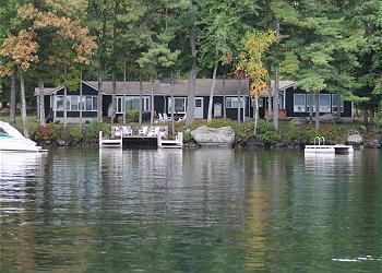 Beautiful Windemere Estates Waterfront on Lake Winnipesaukee (SMI117W) - Image 1 - Moultonborough - rentals