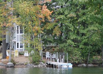 Unique and Absolutely Beautiful Vacation Home on Lake Winnipesaukee (HYN21Wc) - Image 1 - Meredith - rentals