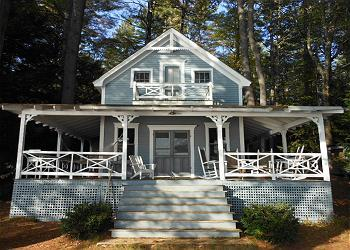 Charming Squam Lake Waterfront Vacation Rental (HOW495W) - Image 1 - Center Harbor - rentals