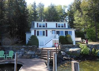 Gilford Waterfront Vacation Rental for 8 (GIL65W) - Image 1 - Gilford - rentals