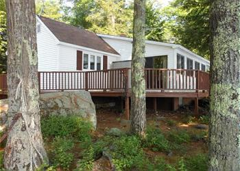 Waukewan Lake Vacation Rental in the Lakes Region (MAR8Wf) - Image 1 - New Hampton - rentals