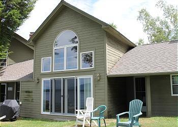 North Wing at Oliver's Lodge on Lake Winnipesaukee (1NWING) - Image 1 - Meredith - rentals