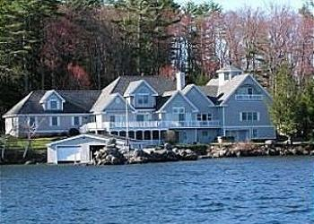Large prestigious luxury home on Lake Winnipesaukee (CAR76Wap) - Image 1 - Gilford - rentals