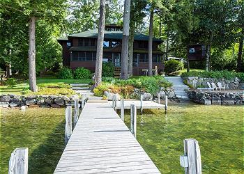 Secret on Echo Landing Road (LED31Wa) - Image 1 - Moultonborough - rentals