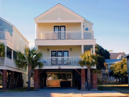 Wildhurst by the Sea - Image 1 - Surfside Beach - rentals