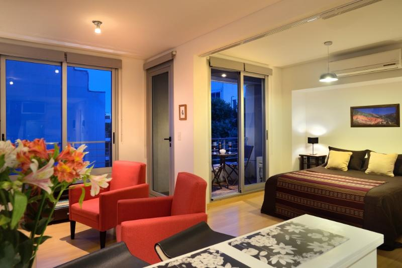 Impeccably Decorated Studio in Palermo Soho - Image 1 - Buenos Aires - rentals
