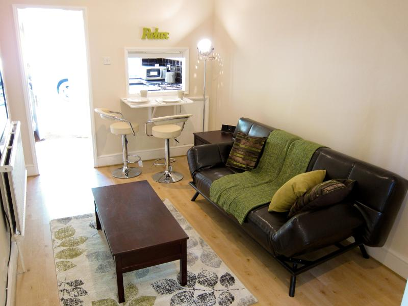 Wow! Boutique-Style London Apartment w/Garden! P06 - Image 1 - London - rentals