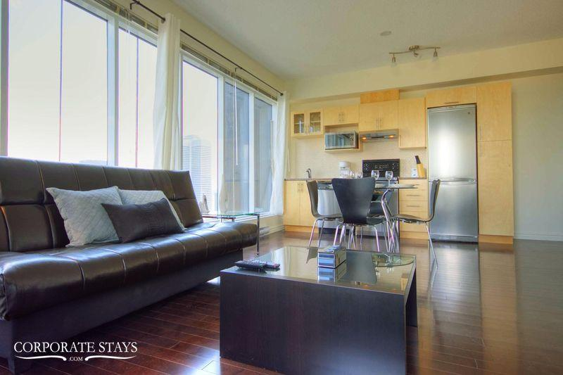 Montreal Glitter 1BR Temporary Housing - Image 1 - Montreal - rentals