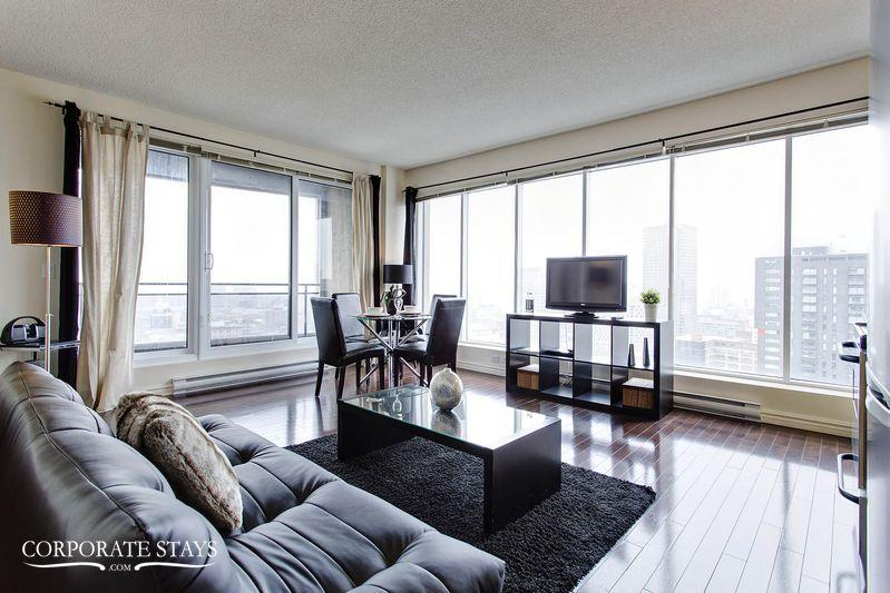 Montreal Oasis 1BR Holiday Apartment - Image 1 - Montreal - rentals