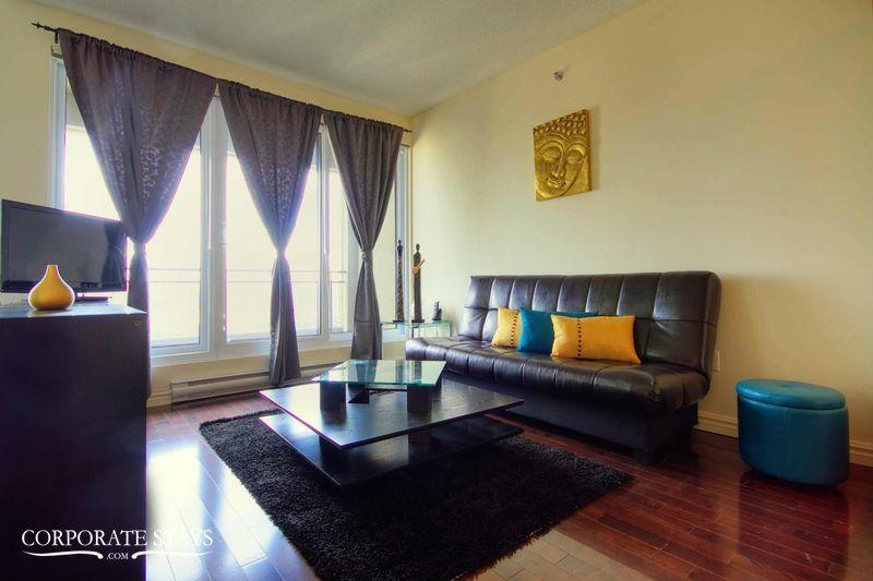 Montreal Gold Label Furnished Suite - Image 1 - Montreal - rentals