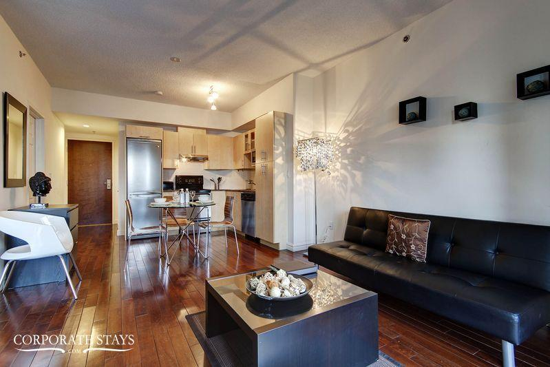 Montreal Tribeca Temporary Suite - Image 1 - Montreal - rentals
