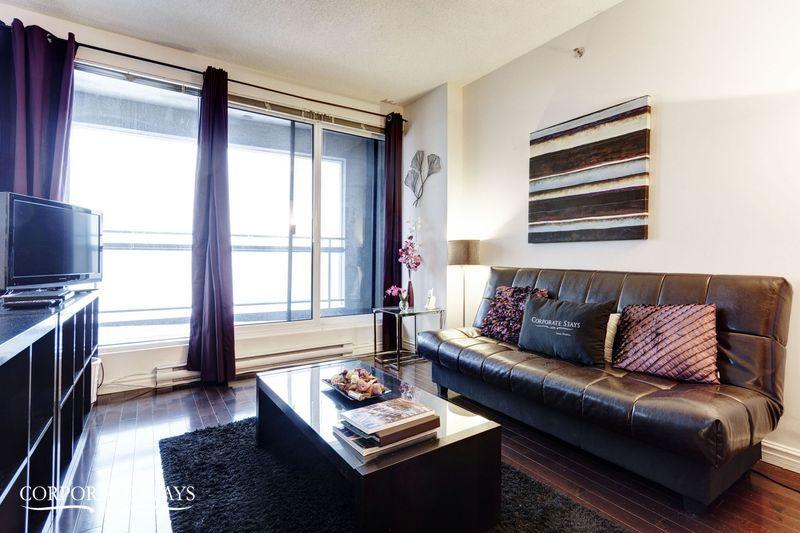 Montreal Waverly Executive Studio - Image 1 - Montreal - rentals