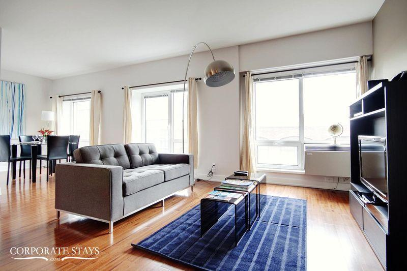 Montreal Elite 1BR Vacation Rental - Image 1 - Montreal - rentals