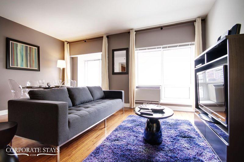Montreal Satin 2BR Furnished Apartment - Image 1 - Montreal - rentals