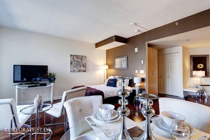 Montreal Dolcetto Executive Studio - Image 1 - Montreal - rentals