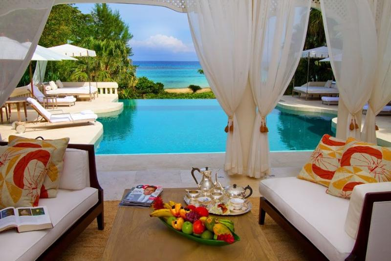PARADISE PRP - 97238 - EXQUISITE MASTERPIECE | 5 BED | PRIVATE SECLUDED BEACH | SPA - OCHO RIOS - Image 1 - Saint Ann's Bay - rentals