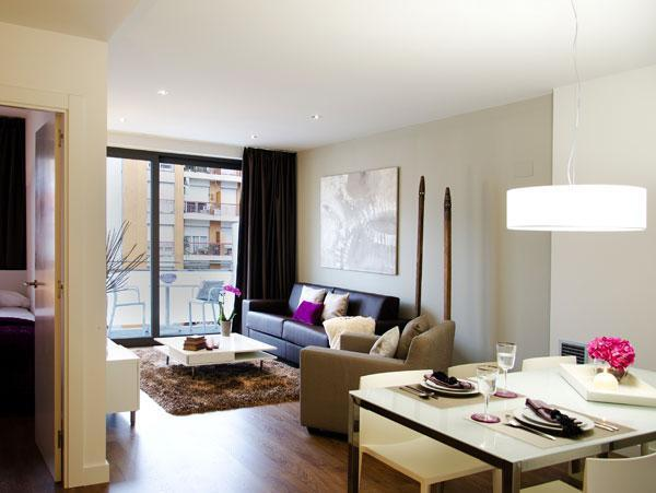 4 bed apt w/stunning views of Sagrada Familia - Image 1 - Barcelona - rentals