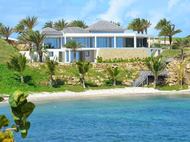 Villa Liene at Willoughby Bay, Antigua - Beachfront, Pool, Short Drive To Restaurants - Image 1 - Antigua and Barbuda - rentals