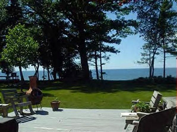 NEW LOWER FALL RATES!!! Quaint Beachfront Home - Image 1 - Manistee - rentals