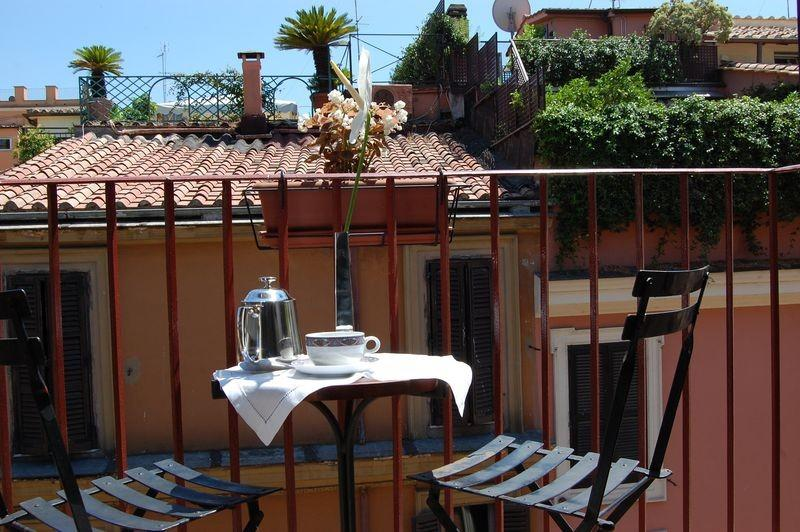 Luxury Spanish Steps Terrace - Image 1 - Rome - rentals