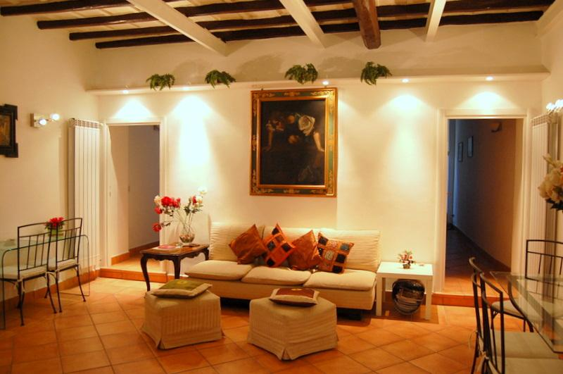 Spanish Steps Stylish Apartment Carrozze - Image 1 - Rome - rentals