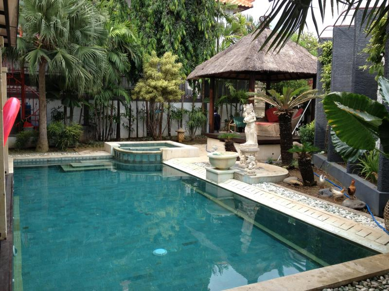Pool  - Luxury Bali Home- Full Maid Service, the Works! - Sanur - rentals