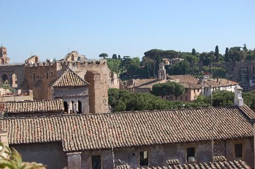 Fori Imperiali Breathtaking View Apartment - Image 1 - Rome - rentals