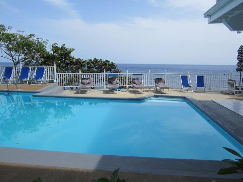 PARADISE PLT - 97423 - WELL PRESENTED 5 BED VILLA | POOL & OCEANVIEW - OCHO RIOS - Image 1 - Ocho Rios - rentals