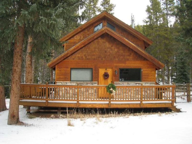 Beautiful home beautiful location - Sweet Mountain Home -   Pet Friendly - Blue River - rentals