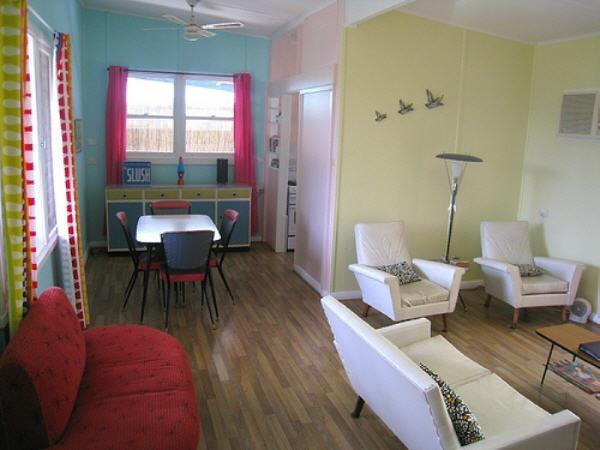 The Retro Shack - 50s themed Lounge/Dining - The ReTrO Shack - South Australia - rentals