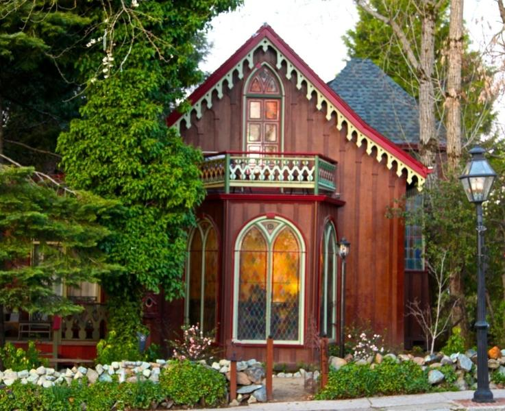 Gorgeous Victorian Cottage in the heart of an Historic Gold Rush Fown - Gorgeous Victorian Cottage in Nevada City, CA - Nevada City - rentals
