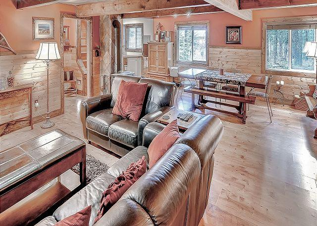 Relaxing Private Cabin w/ Hot Tub, Wi-Fi* Slps8 * Book 3 Get 4th Nt FREE!! - Image 1 - Cle Elum - rentals