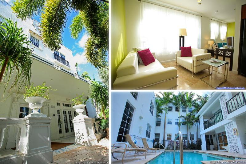 $95/night in Paradise! South of 5th Art Deco - Image 1 - Miami - rentals