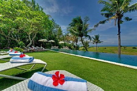 Villa Sungai Tinggi - Private Oasis with Exotic Style, Where the River Meets the Sea - Image 1 - Canggu - rentals