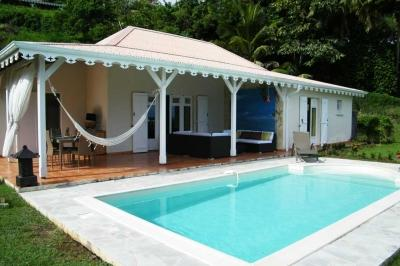Villa Sea and Land, Absolute Peace and Quiet - Image 1 - Le Vauclin - rentals