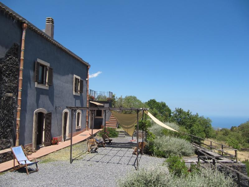 The house - Volcano House On Etna - Trecastagni - rentals