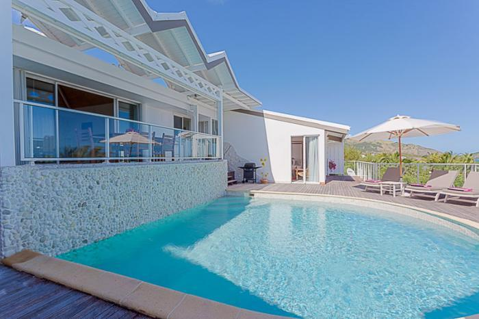Ocean View at Orient Bay, Saint Maarten - Walk To Beach, Ocean & Sunrise View - Image 1 - Orient Bay - rentals