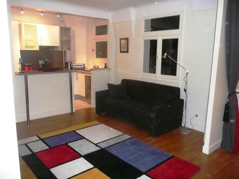 Nice flat in Auteuil (16th district, Trocadero) - Image 1 - 16th Arrondissement Passy - rentals