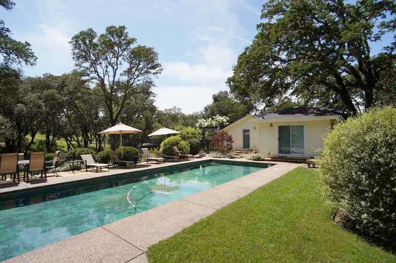 Wine Country Estate on Chalk Hill - Image 1 - Healdsburg - rentals