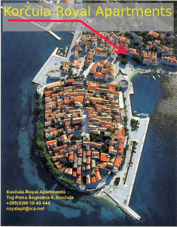 Korcula Royal Apartments - Image 1 - Korcula - rentals