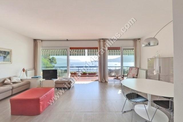 living room front sea with modern forniture - Portovenere/5 Terre Luxury Design with Sea Views - Cinque Terre - rentals