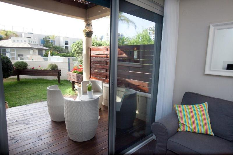 Lili's Place Quality 1BR Garden& pool Apartment - Image 1 - Herzlia - rentals