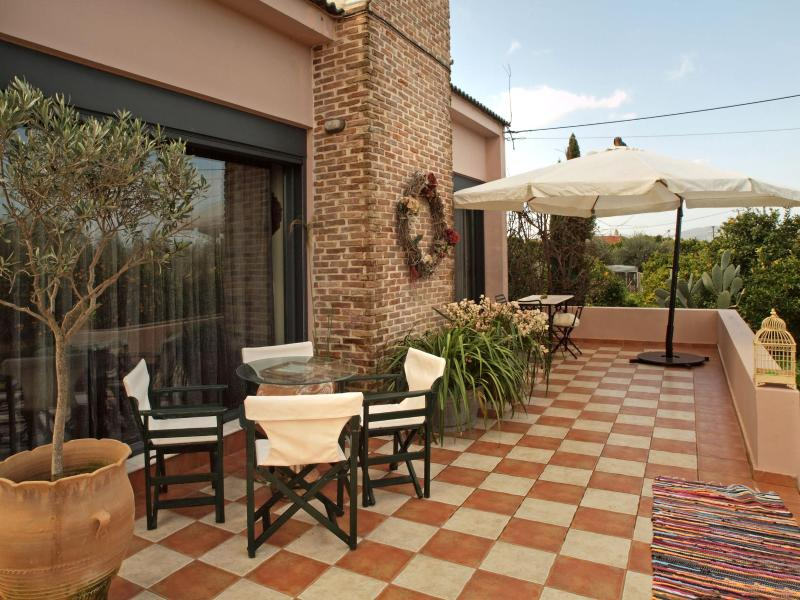 House in orangery - Image 1 - Chania - rentals