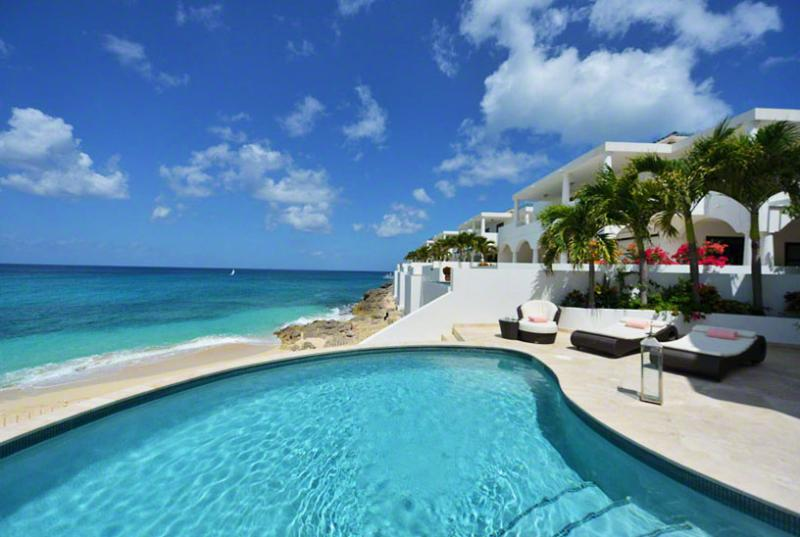 St. Martin Villa 39 This Beautiful Three Bedroom Villa Is An Unmatched Hideaway For Those Seeking A Combination Of Luxury And Convenience. - Image 1 - Cupecoy - rentals