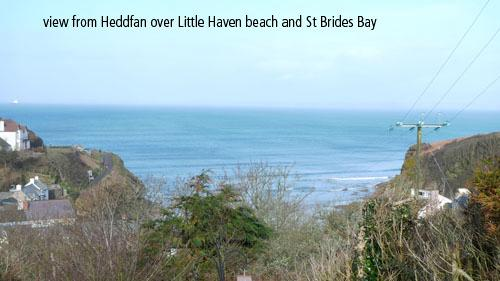 Pet Friendly Holiday Cottage - Heddfan, Little Haven - Image 1 - Little Haven - rentals