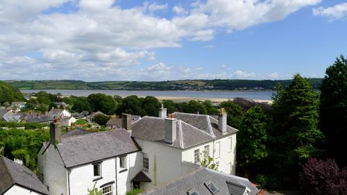 Pet Friendly Holiday Cottage - Grove Cottage, Llansteffan - Image 1 - Llansteffan - rentals