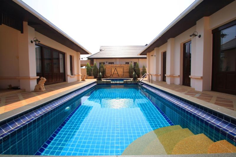 LUXURIOUS POOL VILLA - Image 1 - Hua Hin - rentals